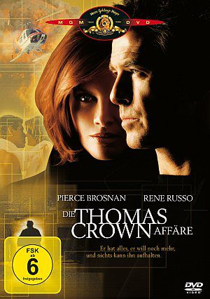 Die Thomas Crown Affäre (K-DVD) 1999