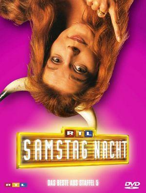 RTL Samstag Nacht - Das Beste aus Staffel 5 (DVD) 1993