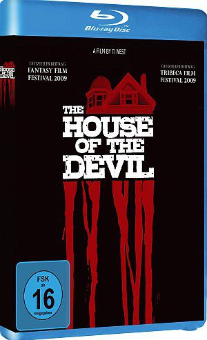 The House of the Devil (Blu-ray) 2009
