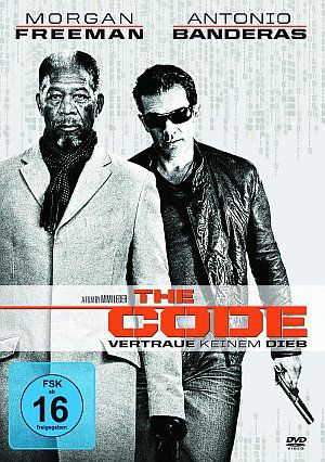 The Code - Vertraue keinem Dieb Thick as Thieves (DVD) 2009