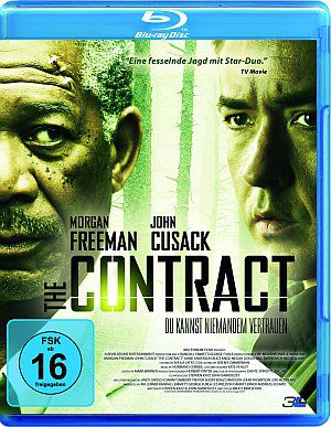 The Contract - Du kannst niemand vertrauen (DVD) 2006