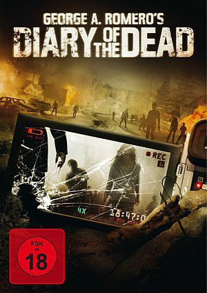 George A. Romero's Diary of the Dead (DVD) 2007