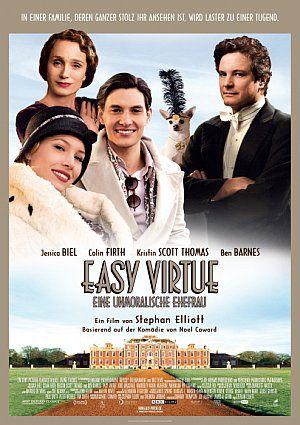 Easy Virtue - Eine unmoralische Ehefrau (Kino) 2008