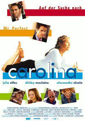 Carolina - Auf der Suche nach Mr. Perfect (Kino)