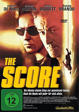 The Score (DVD) 2001