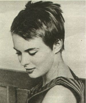 Revue, 21.06.1960, Nr.13, S.9 Außer Atem, Jean Seberg (Retro)