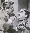 """Franz Schneider und Willi Millowitsch in """"Der wahre Jakob"""""""