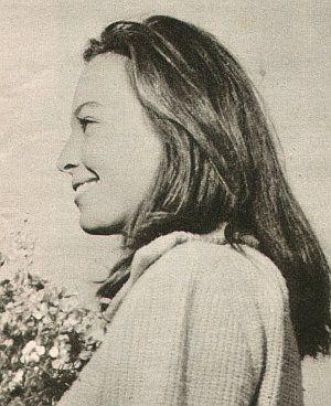Leslie Caron als Fanny im gleichnamigen Film 1960