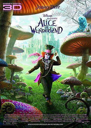 Alice im Wunderland (Kino) 2010