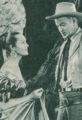 Trane (Gary Cooper) und seine Geliebte Nina (Sarita Montiel)