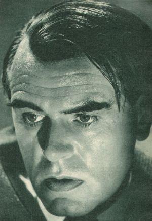 Eine zwiespältige Person: Erik Jan Hanussen (O.W. Fischer)