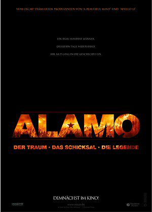 Alamo - Der Traum, das Schicksal, die Legende (Kino)