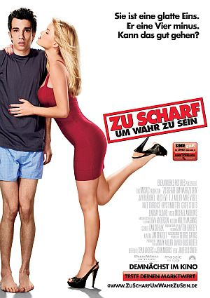 Zu scharf um wahr zu sein (Kino) 2010
