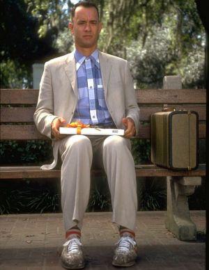 Tom Hanks, Forrest Gump (Szene) 1994
