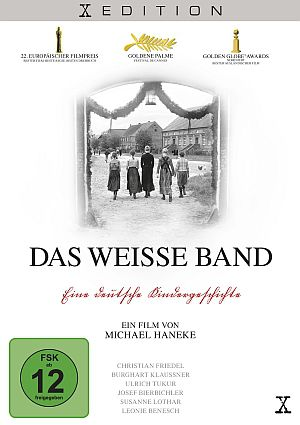 Das weiße Band (DVD) 2008