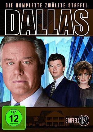 Dallas - Die komplette zwölfte Staffel (DVD) 1978