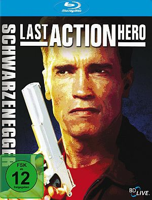 Last Action Hero (Blu-ray) 1993