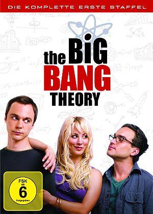 The Big Bang Theory - Die komplette erste Staffel (DVD) 2007