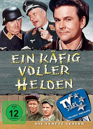 Ein Käfig voller Helden - Die fünfte Season (DVD) 1965