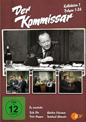 Der Kommissar Kollektion 1 (DVD) 1969