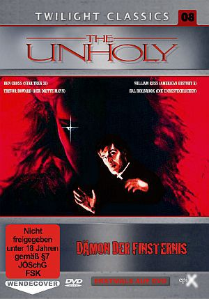 The Unholy - Dämonen der Finsternis (Twilight Classics 08) (DVD) 1988