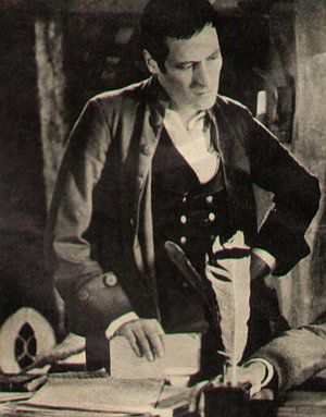 """Peter Arens in """"The magnificent Rebel"""""""