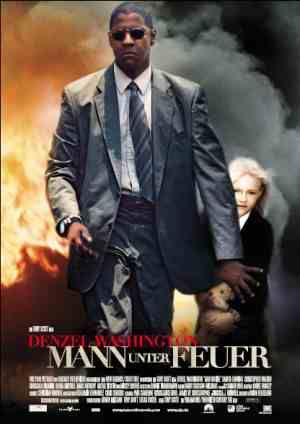 Mann unter Feuer  (Kino) 2004