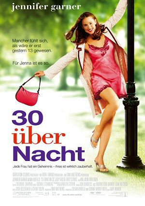 30 über Nacht (Kino)