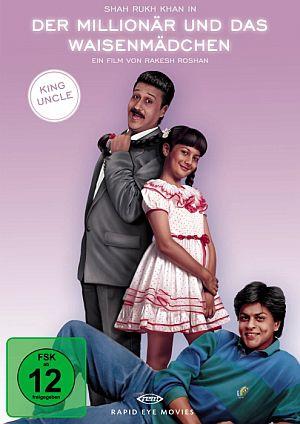 Der Millionär und das Waisenmädchen - King Uncle (DVD) 1993