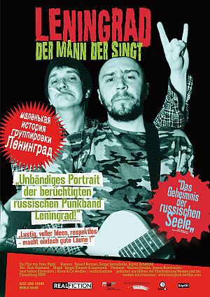 Leningrad - Der Mann, der singt