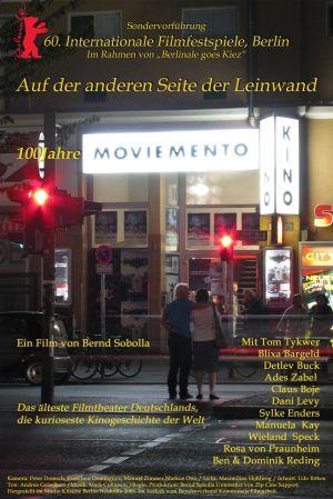 Auf der anderen Seite der Leinwand - 100 Jahre Moviemento