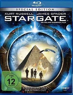 Stargate - Special Edition (Blu-ray) 1994