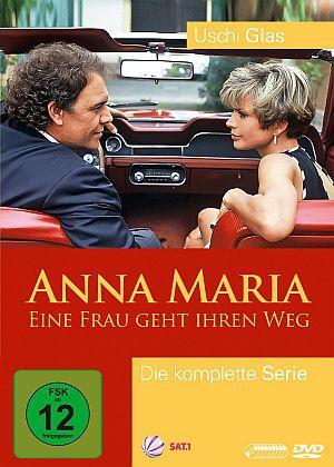 Anna Maria - Eine Frau geht ihren Weg - Die komplette Serie