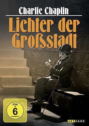 Charlie Chaplin - Lichter der Großstadt (DVD) 1931