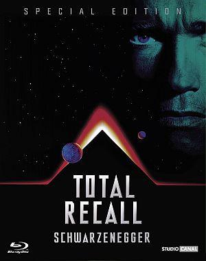 Total Recall - Totale Erinnerung - Jubiläums-Edition - Indiziert (Blu-ray) 1990