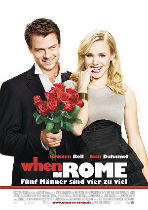When in Rome - Fünf Männer sind Vier zu viel (Kino) 2009