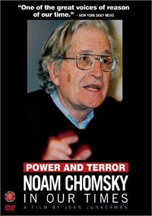 Power and Terror - Noam Chomsky - Gespräche nach 9-11 (DVD) engl