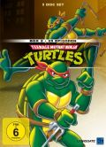 Teenage Mutant Ninja Turtles (Box 2) (DVD) 1987