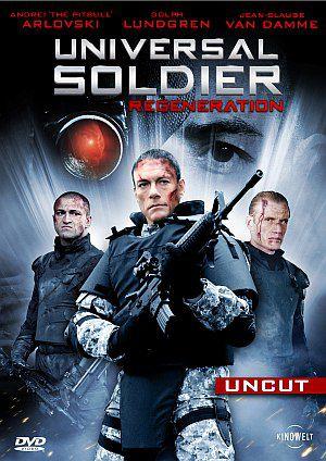 Universal Soldier: Regeneration (uncut) (DVD) 2009