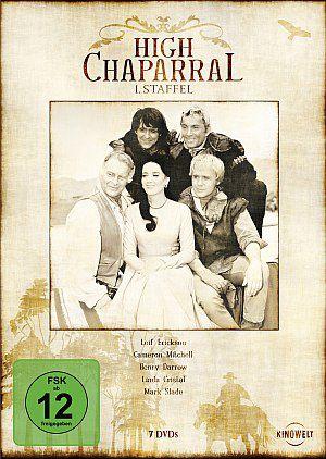 High Chaparral - 1. Staffel
