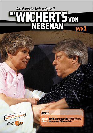Die Wicherts von nebenan (DVD)