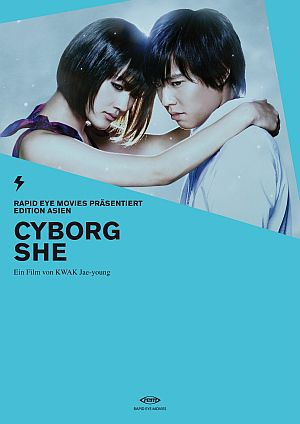 Cyborg She (Edition Asien)