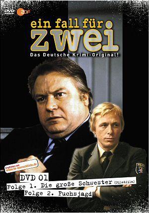 Ein Fall für Zwei (DVD) 1981