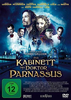 Das Kabinett des Dr. Parnassus (DVD) 2009