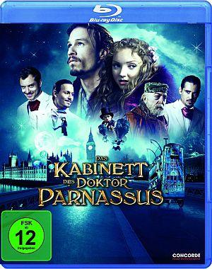 Das Kabinett des Dr. Parnassus (Blu-ray) 2009