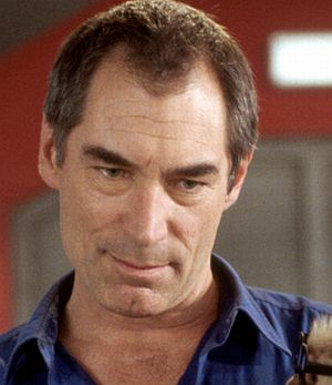 "Timothy Dalton in ""Looney Tunes: Back in Action"""