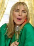 Kim Cattrall in: Sex And The City: The Movie