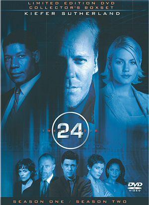 24 Season 1+2 (DVD)