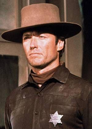 """Clint Eastwood in """"Hängt ihn höher"""""""