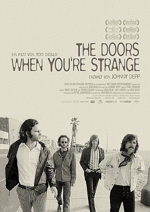 The Doors: When You're Strange (Kino) 2009